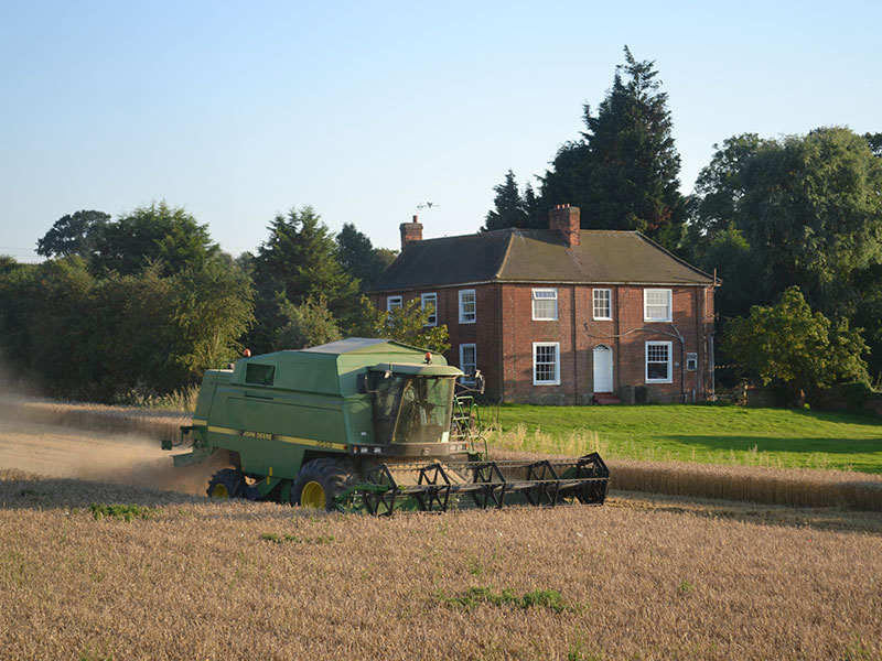Ragmarsh Farm, Essex